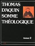 Somme théologique - Tome 2 (2)