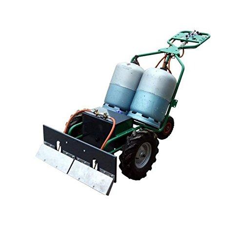 2EBALM Machine de désherbage Charoflam 3760113030574 Vert/Noir/Orange 90 x 80 x 90 cm 40200S