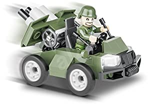 Cobi Small Army-BattalionSupport Vehicle (60 Pcs) Juguete 2152