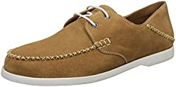 BATA Mens Keegan Beige Boat Shoes - 10 UK/India (44 EU)(8538035)