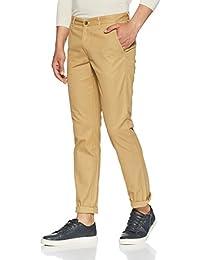 Amazon Brand - Symbol Men's Chino Casual Trousers