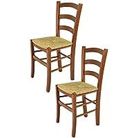 Amazon.it: sedie cucina legno - Sedie / Cucina: Casa e cucina