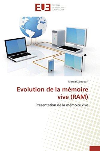 Evolution de la mémoire vive (ram) par Martial Zougouri