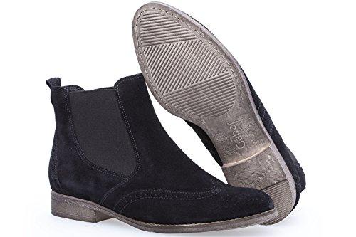 Gabor Damen Fashion Stiefel Blau