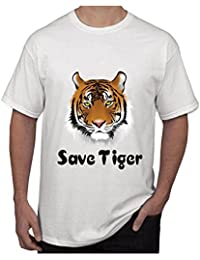 Ritzees T-Shirt On Save Tiger