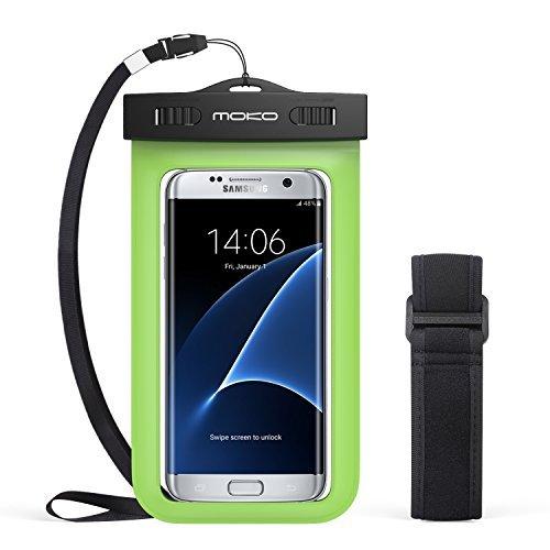 MoKo 33158686Handy-Tasche Grün Handy-Schutzhülle