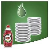 Fairy Ultra Konzentrat Granatapfel Spülmittel, 8er Pack (8 x 800 ml) Vergleich