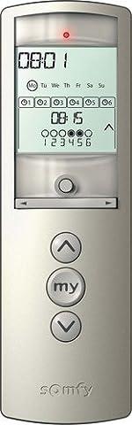 Interphone Somfy - SOMFY Mehrkanalhandsender Telis6 ChronisRTS si