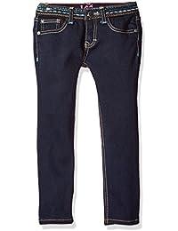 Lee Girls' Sequins Embellished Waistband Jean