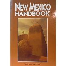 New Mexico Handbook (Moon Handbooks) by Stephen Metzger (1994-07-03)