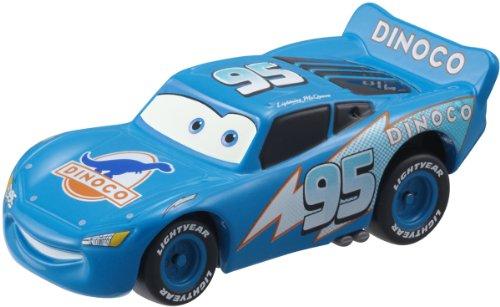Cars Disney Matchbox (Tomica Disney Pixar Cars Lighting McQueen Dinoco Ver C-02 (japan import))
