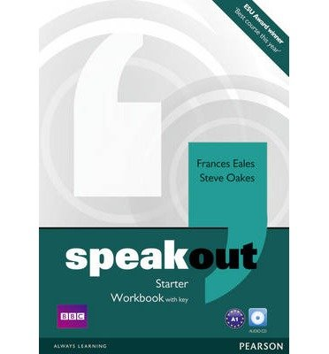 [(Speakout Starter Workbook with Key and Audio CD Pack)] [ By (author) Frances Eales, By (author) Steve Oakes ] [March, 2012]