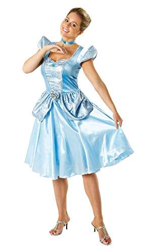 Disneys Aschenputtel™-Kostüm für Damen - S (Cinderella Kostüm Erwachsene)