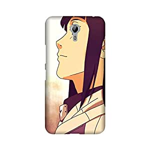 Lenovo Zuk Z1 High Quality Mobile Back Cover designed by Aaranis