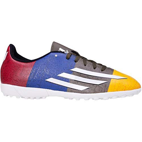 772471e46a7 adidas F5 TF J Messi - Botas de Fútbol de Material Sintético Niños