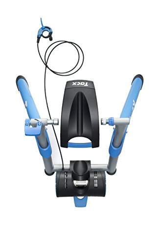 Tacx Booster Home Trainer Adulte Mixte, Gris