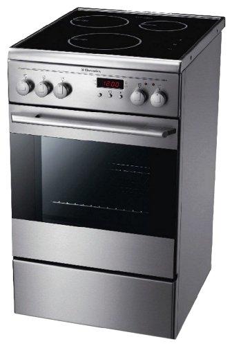 Electrolux EKD513504X Cuisinière Induction Largeur :...