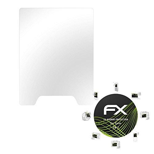 atFolix Bildschirmfolie für Cyrus cm 7 Spiegelfolie, Spiegeleffekt FX Schutzfolie