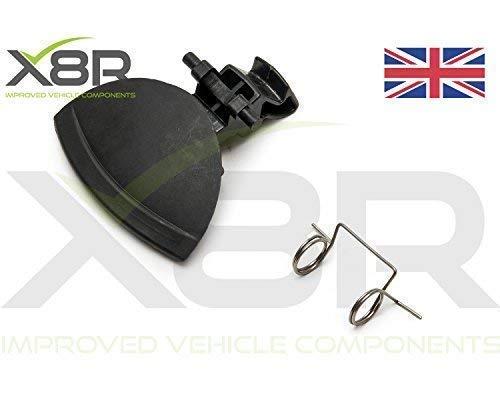 Citroën C4 Gant Boîte Compartiment Noir Plastique Couvercle Poignée Ressort Rechange Kit Réparation