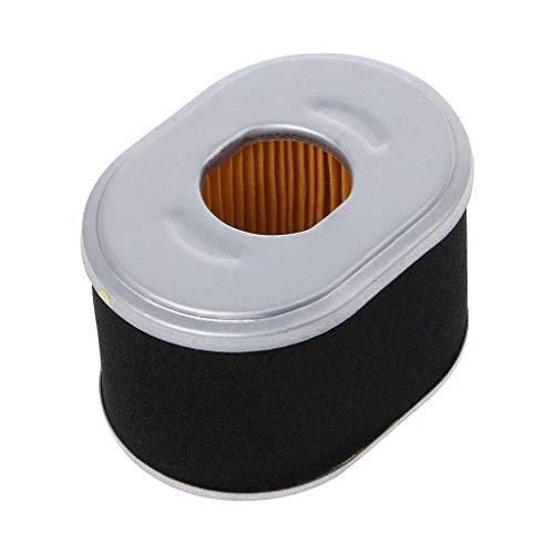 Filtro aria di ricambio per GX160 5.5HP GX200 6.5HP tosaerba 17210-ZE1-822, ricambio del filtro dell'aria del motore a benzina.
