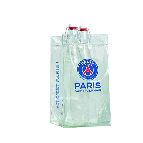 Ice bag 17308 Rafraîchisseur à Bouteilles PVC Multicolore 15 x 15 x 29 cm