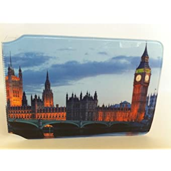 Big Ben and Houses of Parliament Oyster Card Holder by Big Ben