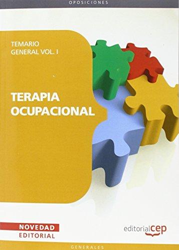 Terapia Ocupacional. Temario General Vol. I. (Colección 1480) por VV.AA.