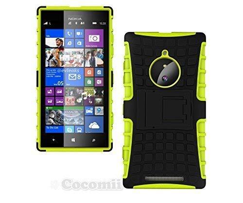 Nokia Lumia 830, G.Green