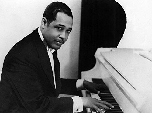 The Poster Corp Duke Ellington (1899-1974). /Namerican Musician and Composer. Photograph 1943. Kunstdruck (45,72 x 60,96 cm)