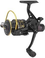 Mitchell Avocet Gold 4000 3 - Carrete de pesca de arrastre ( lucio ) , color negro, talla 4000FS