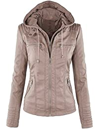 Bekleidung Auf Suchergebnis Lederimitat Jacke Damen Für ffwxr