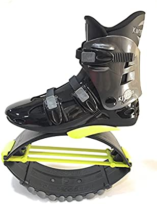 Kangoo Jumps XR3 Black Yellow