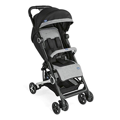 Chicco Miinimo2 - Silla de paseo ultracompacta y ligera, 6 kg, color negro
