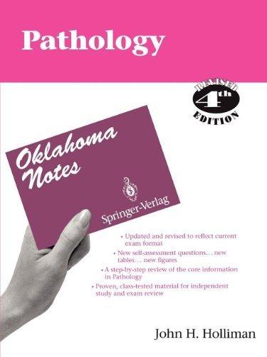 Download e book for kindle pathology oklahoma notes by john h download e book for kindle pathology oklahoma notes by john h holliman fandeluxe Choice Image