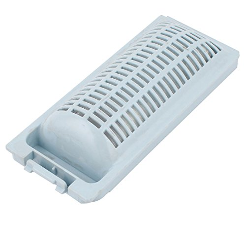 sourcingmap® Plastik Box Nylon Netz Tasche Fussel Filterbeutel für Haier Waschmaschine de