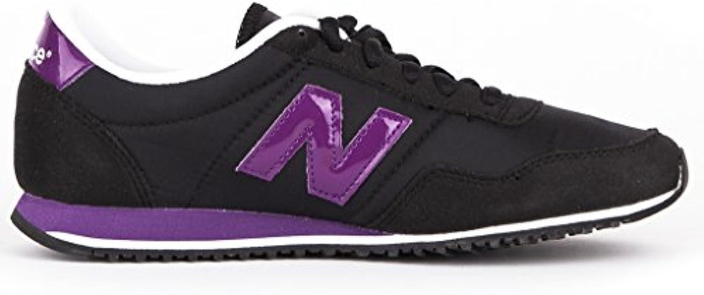 New Balance   U396BP   U396BP   Farbe: Schwarz Violett Weiß   Größe: 39.5