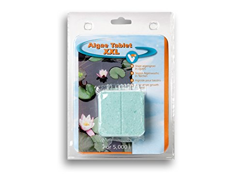 Velda Algae Tablets XXL - Tablette algicide pour bassins de jardin
