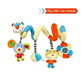Die besten Verkäufer Baby-Spielzeug - ★ Heiße Verkäufer ★ Labebe Activity Spiral, Bunte Bewertungen