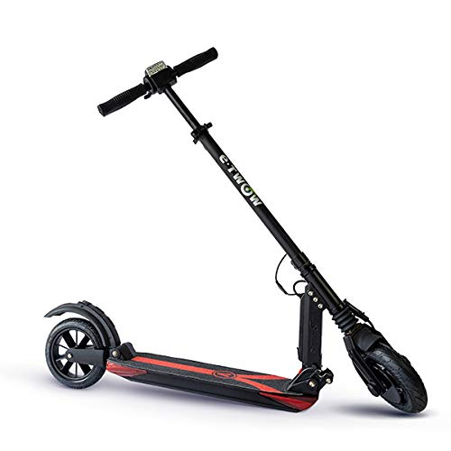 E-twow Deutschland Unisex Booster V Electric Scooter for Adult Schwarz, one Size