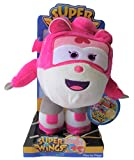 Super Wings 26 cm Soft Toy with Sound and Light Effects
