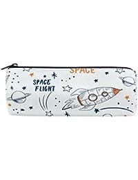 fbd3dba010f Bonie Space Flight Rocket Planet Stars - Estuche para lápices con  cremallera