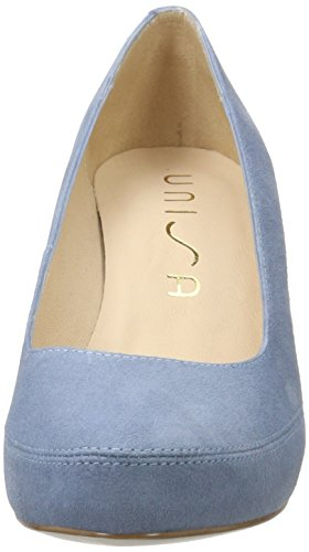 Unisa Numar_17_ks, Escarpins Femme Bleu (Jeans)