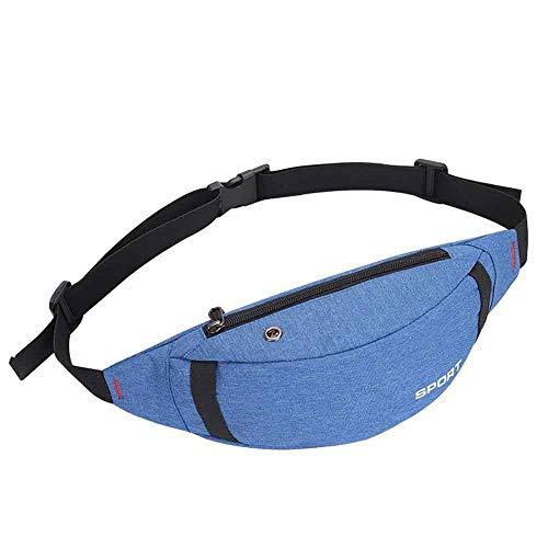 Bfmyxgs Fashion Bag für Unisex Mode Casual Sports Kopfhörer Geldbörse Nylon Brust Paket Messenger Tasche Rucksack Schultertasche Handtasche Totes Münze Tasche Taille Beutelpackung Brust - Samsonite Nylon-schulter-bag