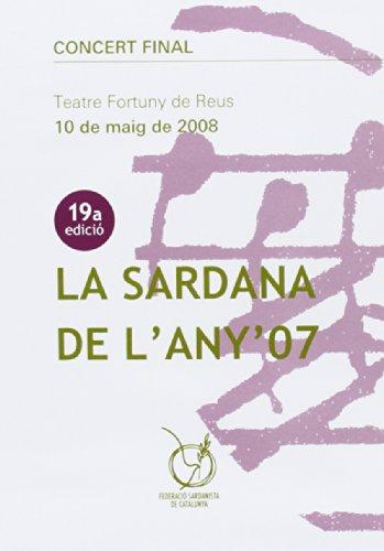 Sardana de l'any 2007 [DVD] segunda mano  Se entrega en toda España