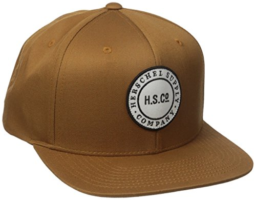 herschel-supply-co-caramel-cam-snapback-kappe