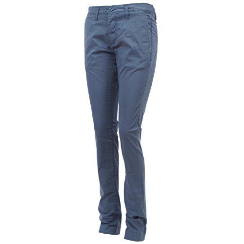 Teddy smith-Pantaloni modello Chino, jr-Pantaloni, colore: blu blu navy / blu notte 14 anni