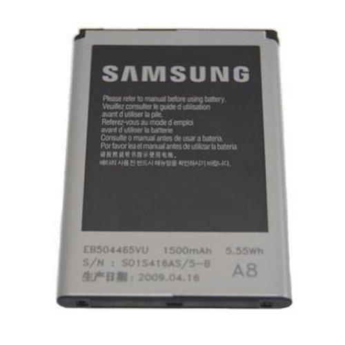 Samsung Standard-Akkublock 1500 mAh Li-Ion B7610, i8910 HD Samsung Standard-lithium-batterie
