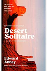 Desert Solitaire: A Season in the Wilderness Paperback