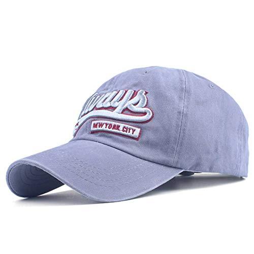 three männer Baseball Cap ausgestattet Cap Baumwolle Snapback Hut für Frauen Gorras Casual Casquette Stickerei Brief Cap Retro Cap,d3 ()