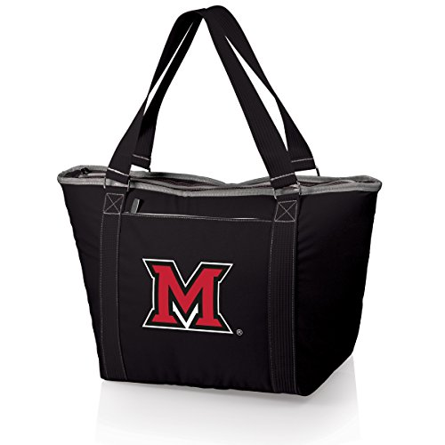 ncaa-miami-ohio-redhawks-topanga-insulated-cooler-tote-by-picnic-time